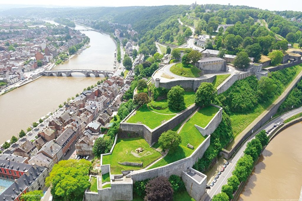 Namur and Citadelle - 35 min
