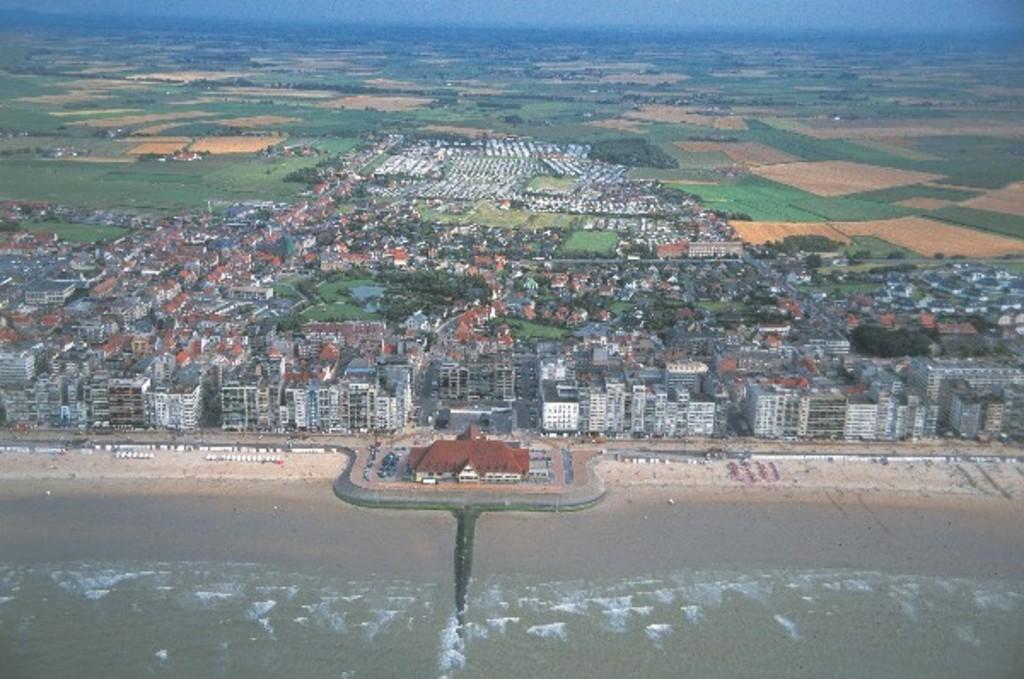 Belgian coast - village Middelkerke http://www.toerismemiddelkerke.be/tourism.aspx