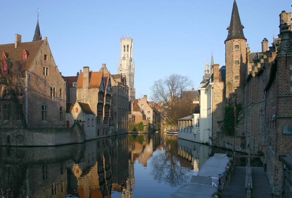 Bruges - more information on bezoekers.brugge.be/en