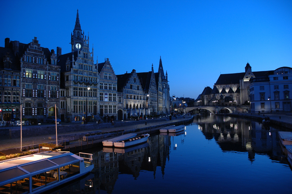 Ghent - more info on www.visitgent.be