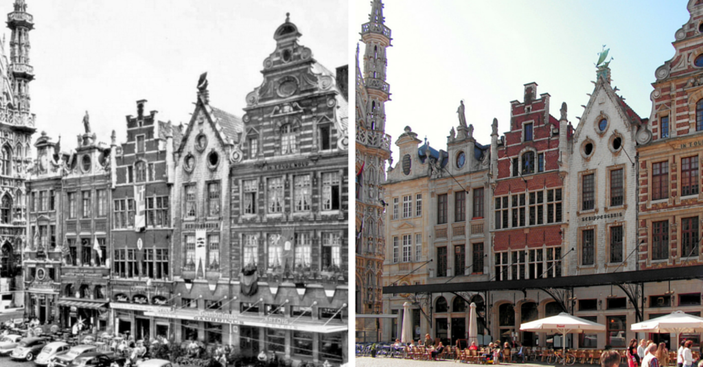 Louvain old versus new