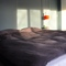 Big masterbedroom on the second floor with ensuite bathroom (sleeps 2)