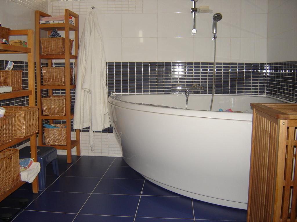 Bathroom first floor.
