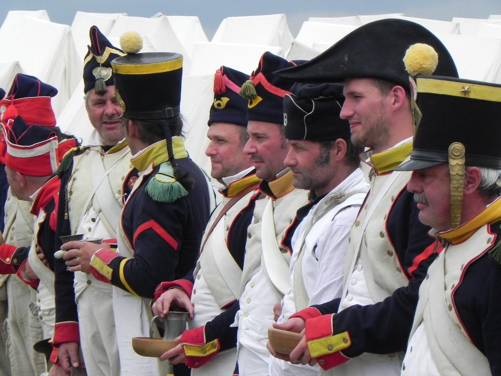 Waterloo (40 min)