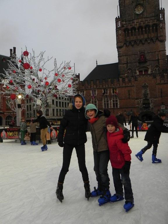 Children in Brugge