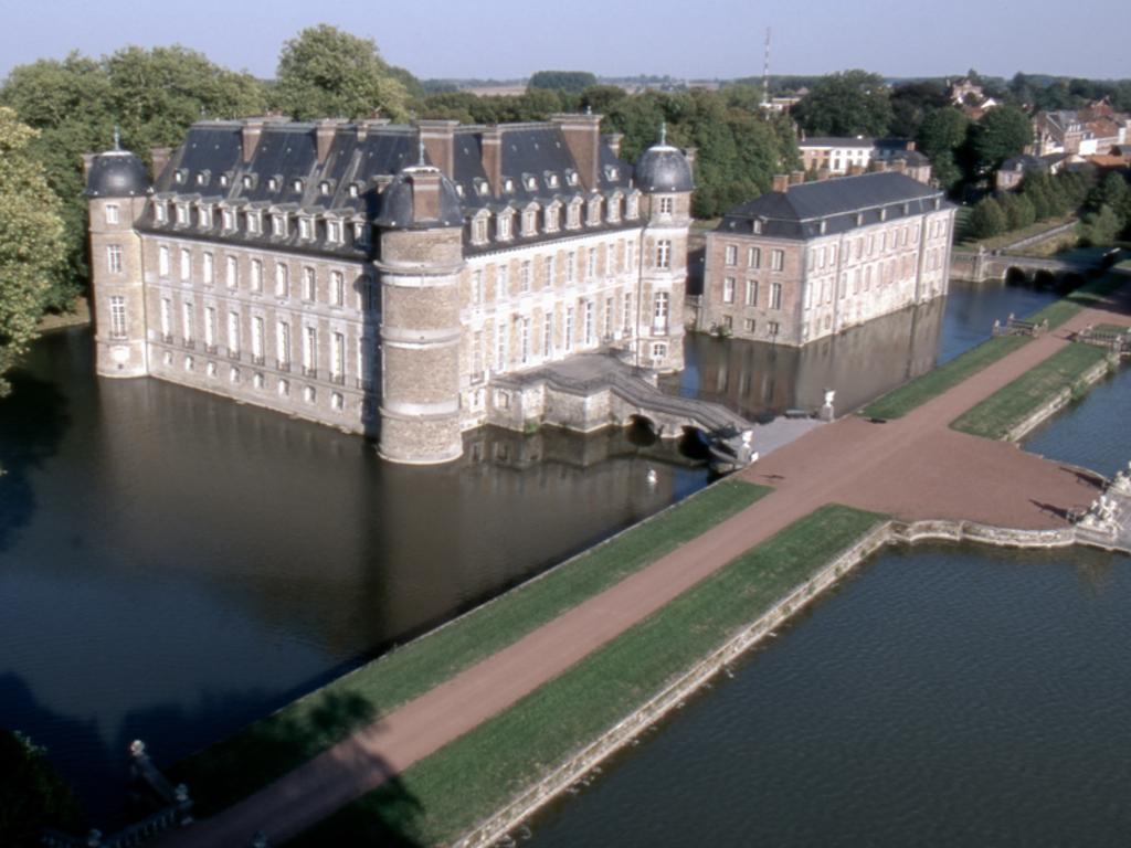Château de Béloeil (20 min)