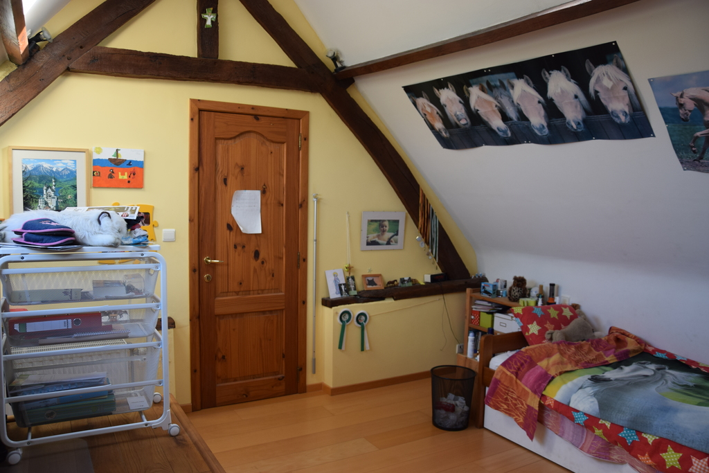 Solenne's bedroom