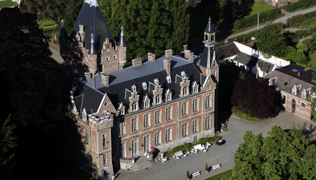 Château de Louvignies (5 min)