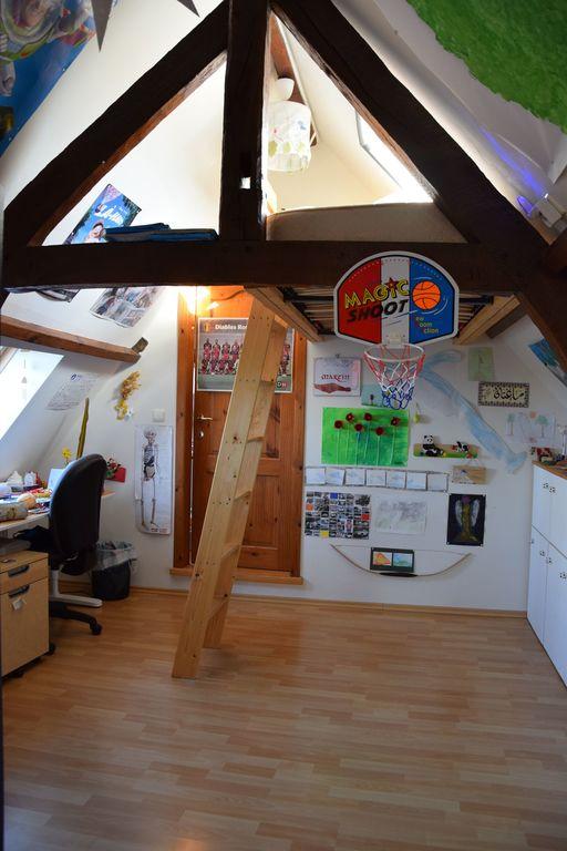 Martin's bedroom