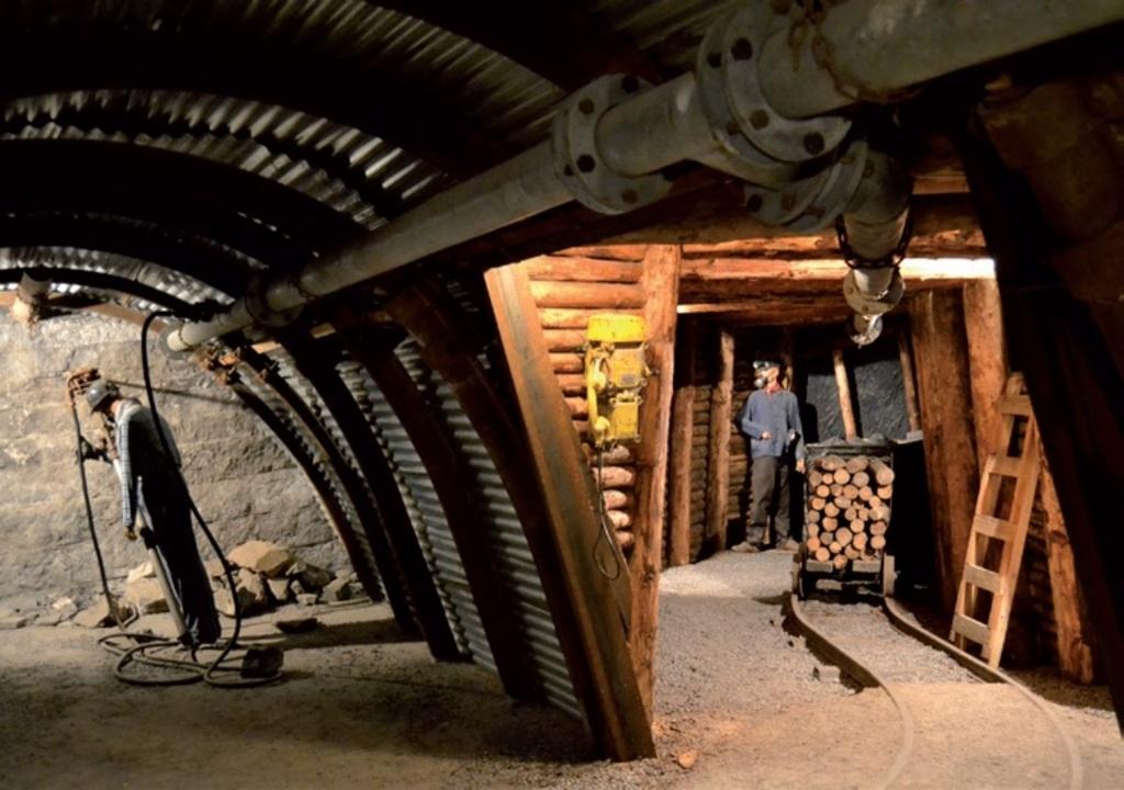 Museum of Coal Mine (25 min)
