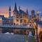 GHENT city center : 40min. by car, 1h20min by public transport from our front-door