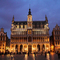 BRUSSELS city center: 46min by car, 1h8min by public transport from our front-door