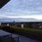 View from the terrace - Vue sur la ville de notre terrasse
