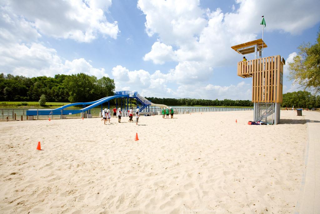 Blaarmeersen: sports and recreation park in Ghent