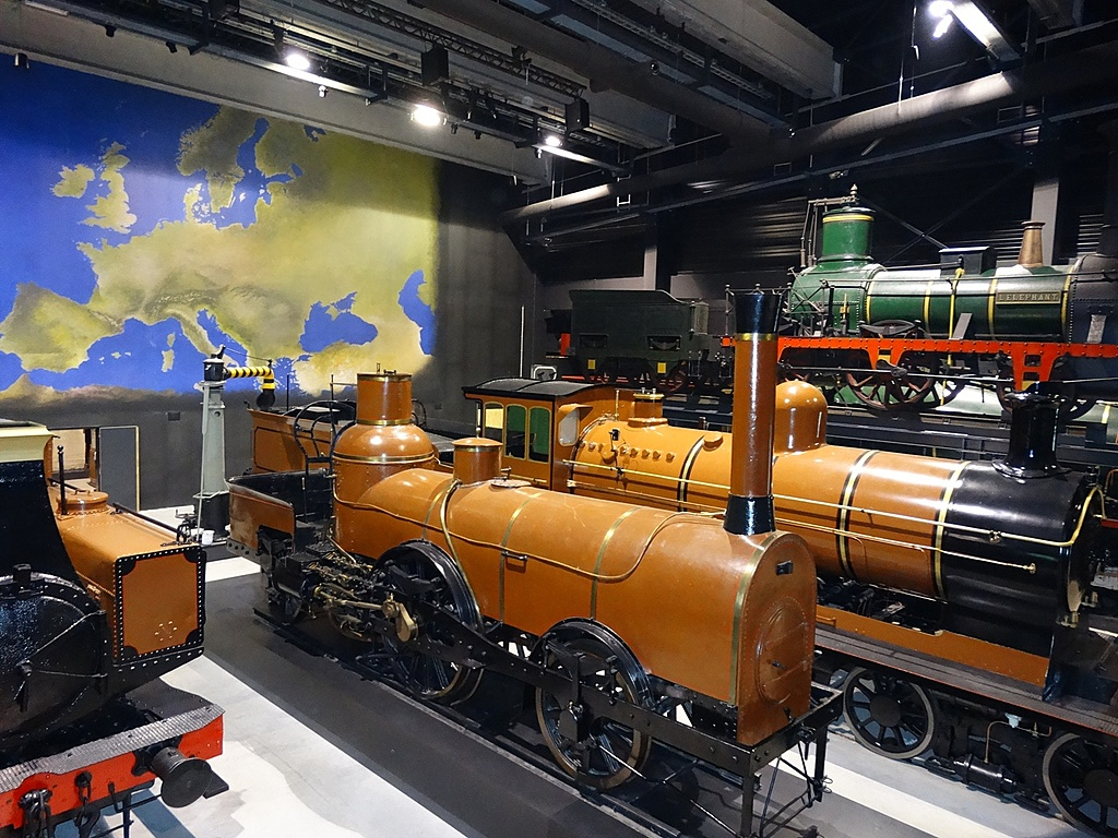 Train world - Schaarbeek, 15 min from Leuven by train :)