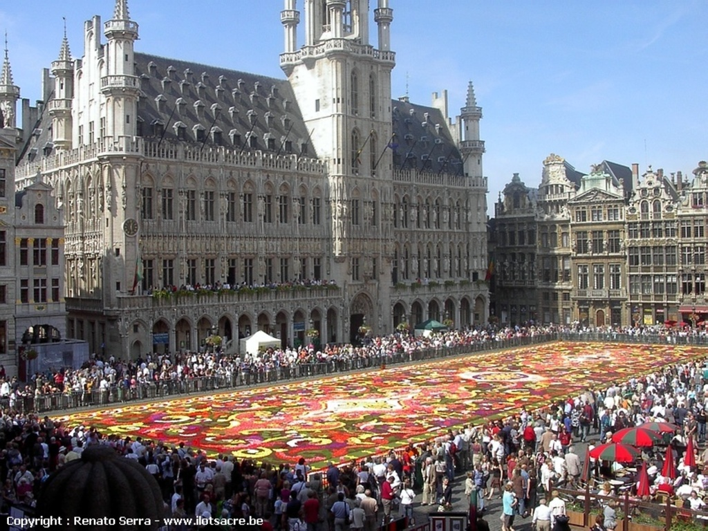 Brussels Grand Market place 26,3 km