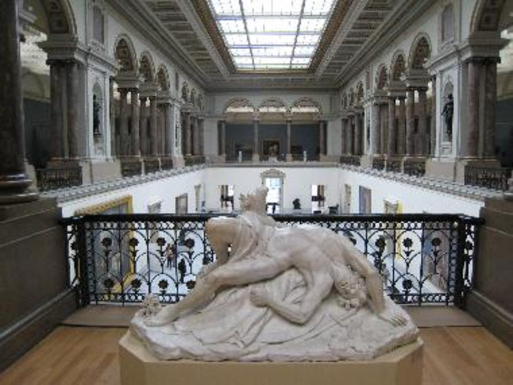 Museum of old masters Brussels 24,5 km