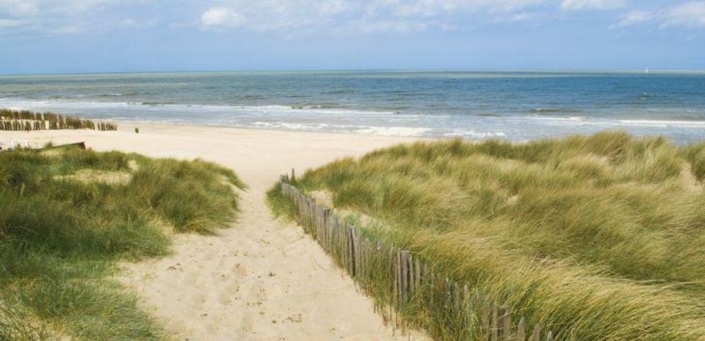 Belgian coast 101km