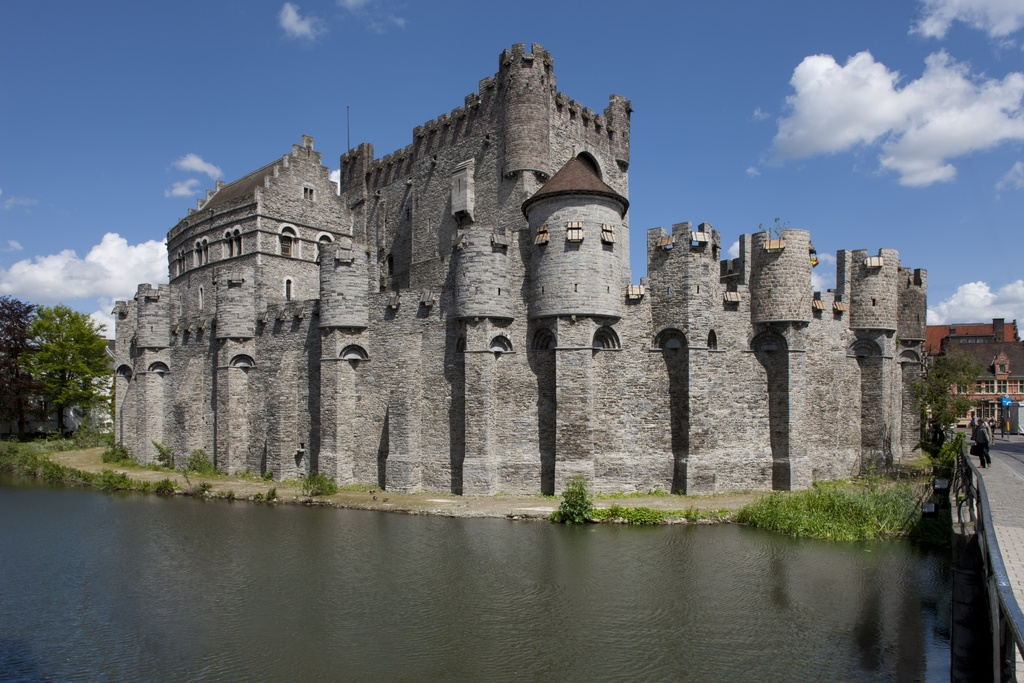 Castle of the Counts - Gravensteen