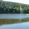 le lac, à 10 minutes