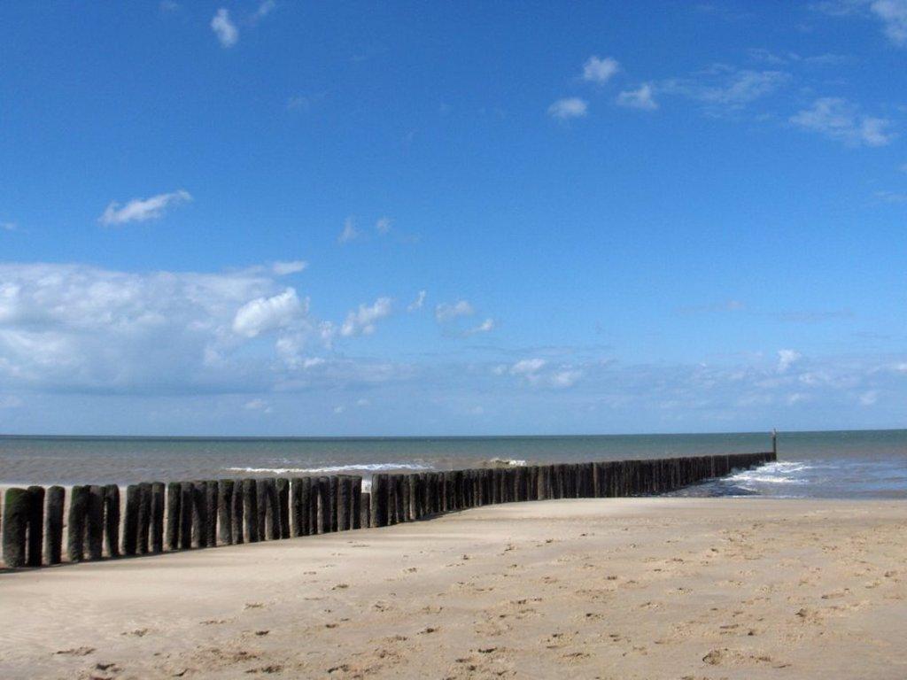 Belgian coast - 1h drive