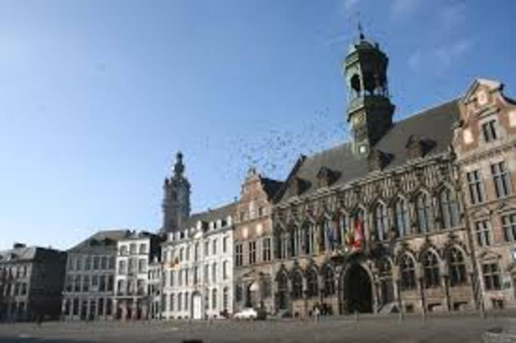 Mons - capitale européenne de la culture 2015