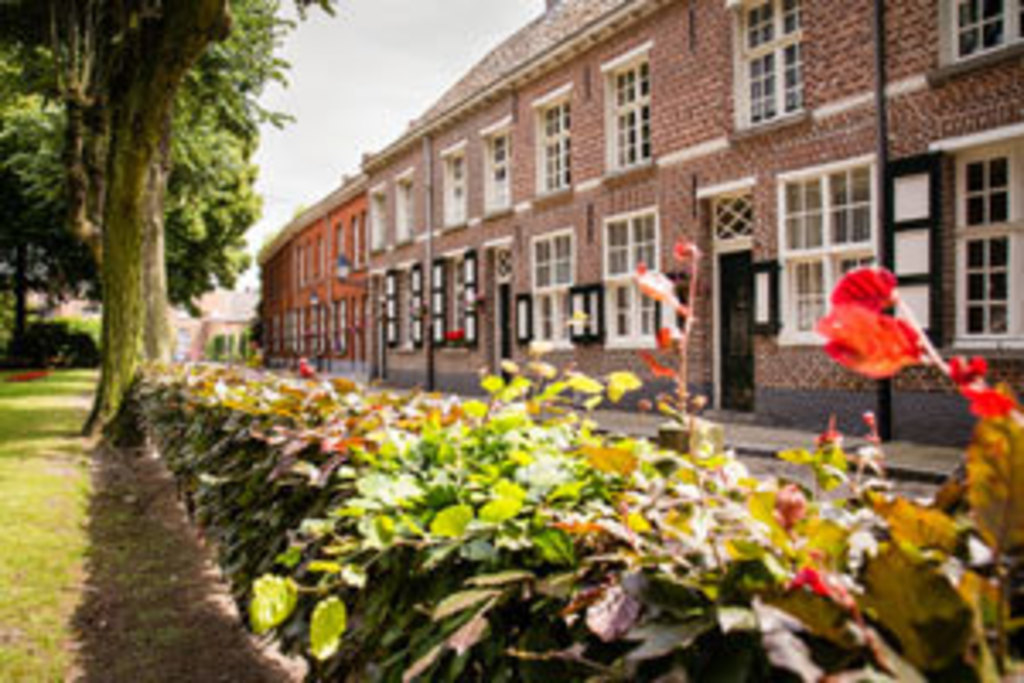 Begijnhof Turnhout. World heritage. 200m from us!