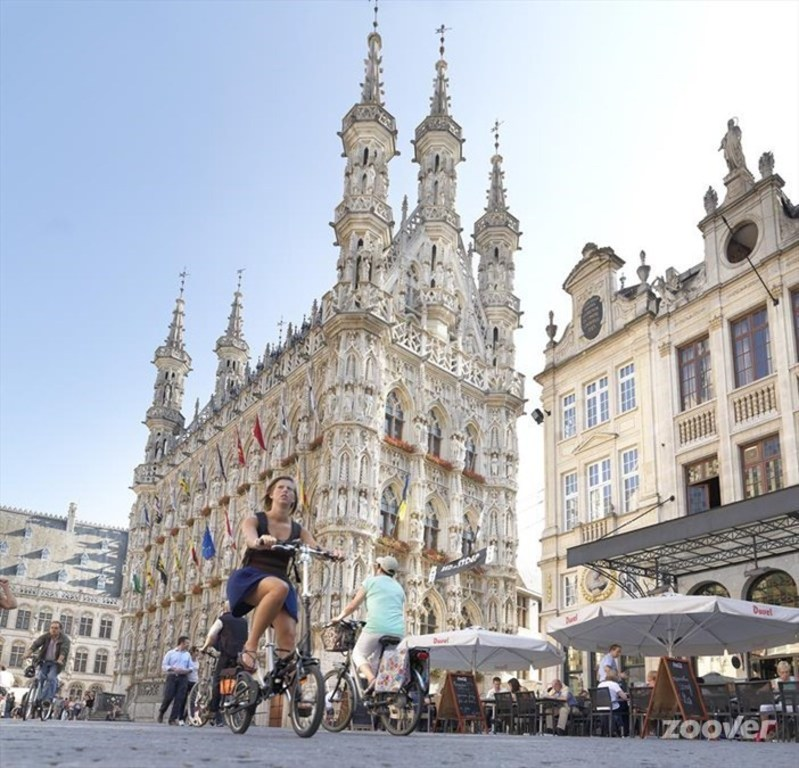 Leuven, our city, is Belgiums oldest university town