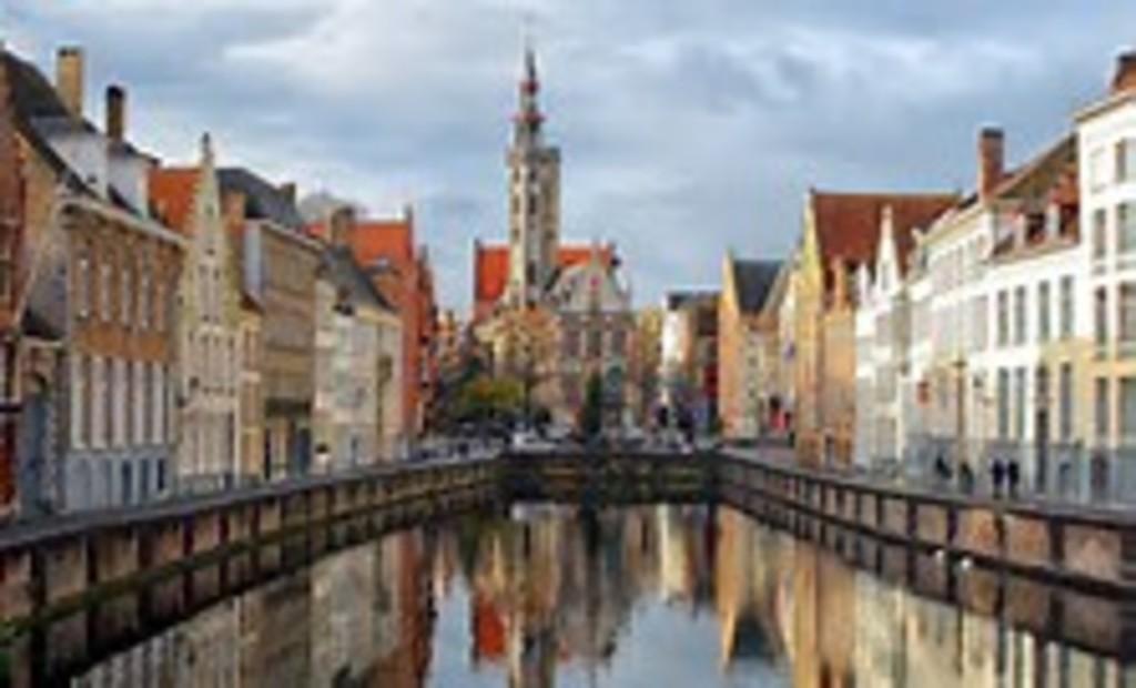 Bruges, a medieval city