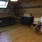 Attic, bedroom of our oldest daughter