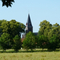 church, view from natural reservation