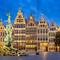 Antwerp, 45 mins drive