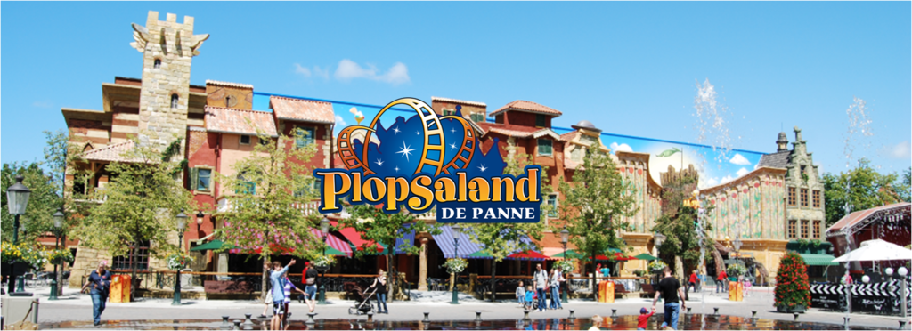 recreational park Plopsaland (De Panne) - 30 km from our house