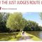 beautiful routes for walking or cycling around Wetteren: