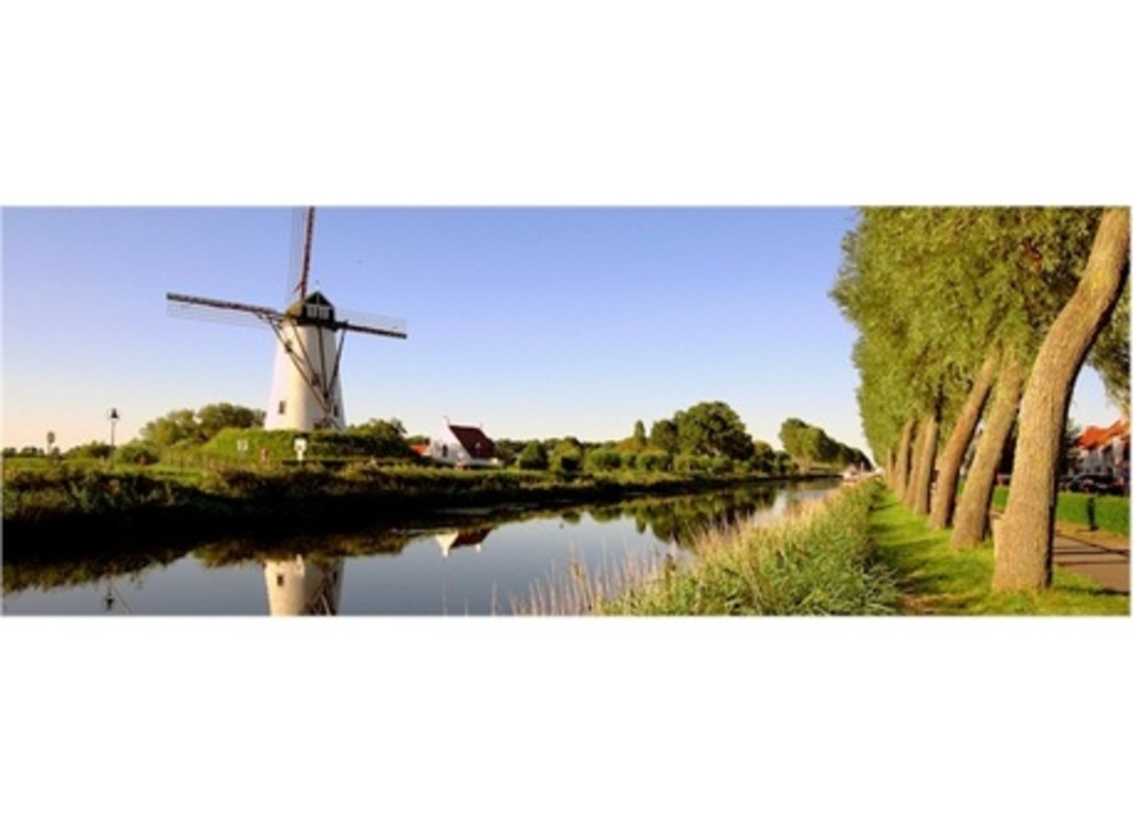 Canal Bruges to Damme