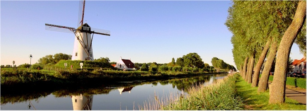 Medieval town of Damme, 6km from our house