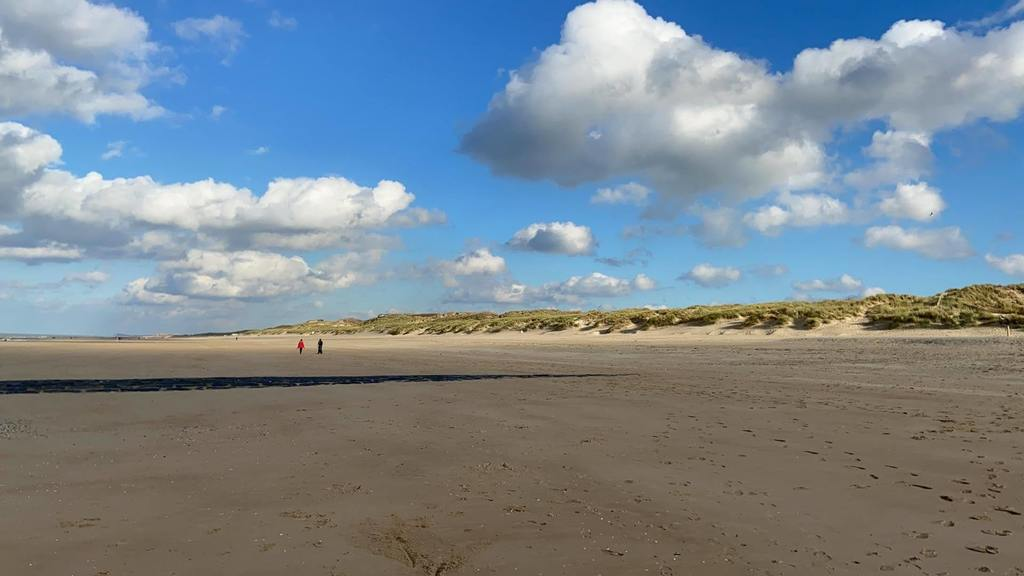 Lovely beaches like this one are only twenty minutes away from our house