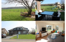 Child friendly and spacious home nearby the 3 borders of Belgium, Germany and the Netherlands