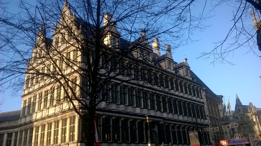Ghent City - town hall