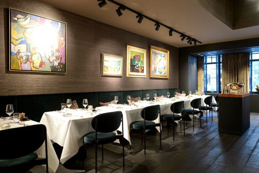 Many possibilities for fine dining in Bruges
