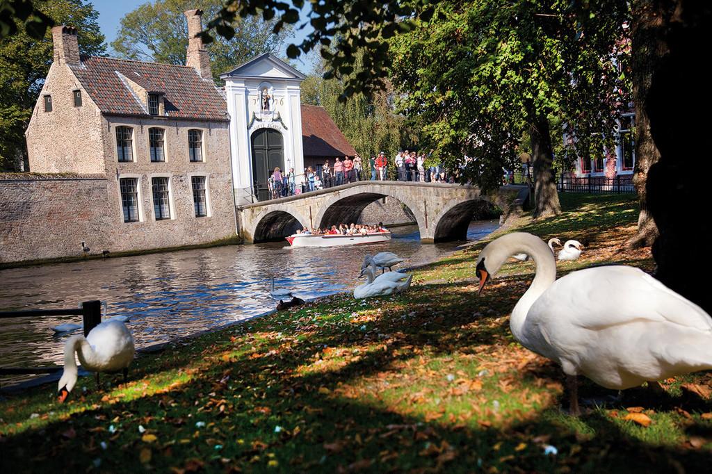 Beguinage, Bruges