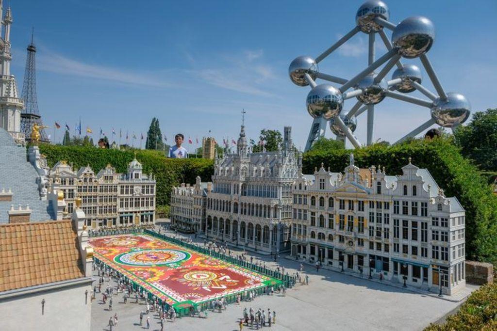 Mini Europa in Brussels