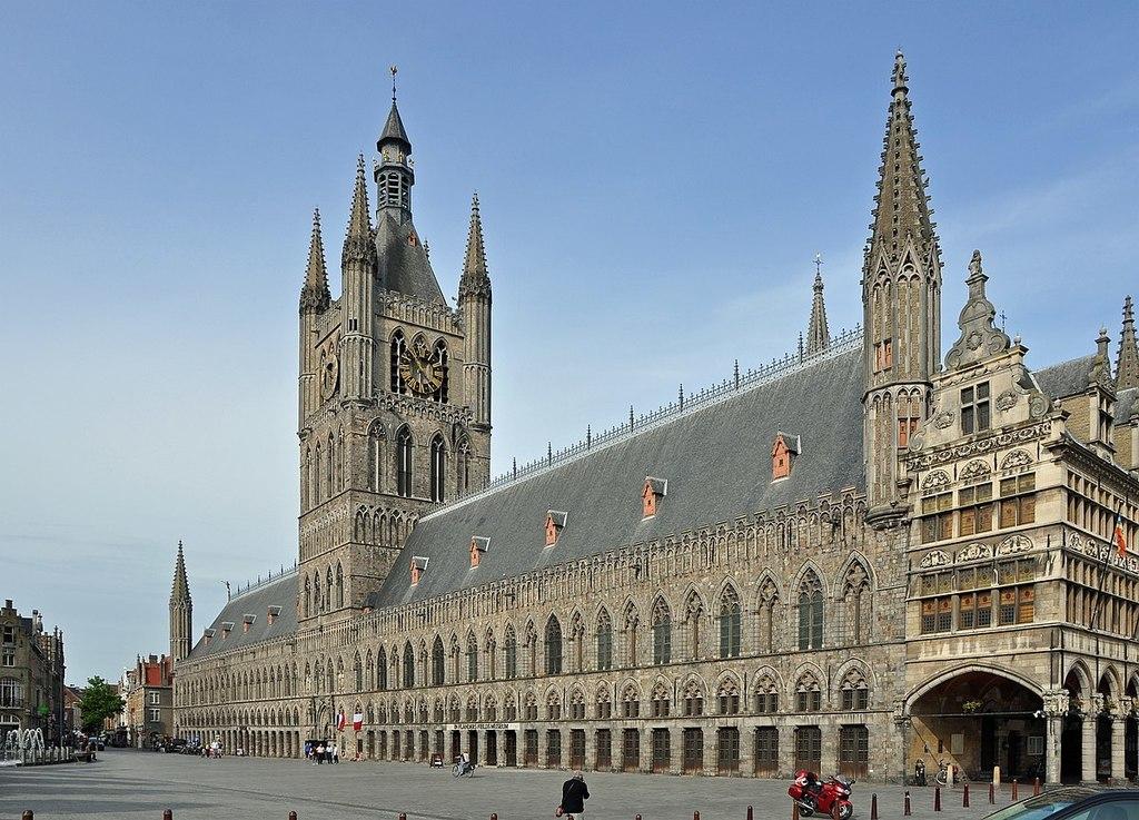 Ypres, 40 min from Bruges
