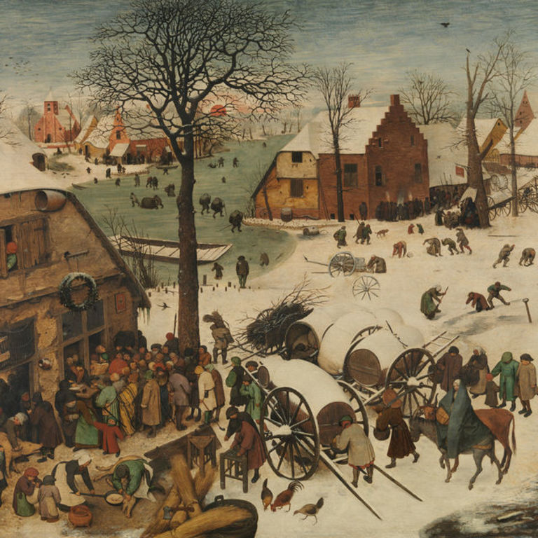 To do: visit the Breughel paintings at the Royal art museum in Brussels, among many other important artworks