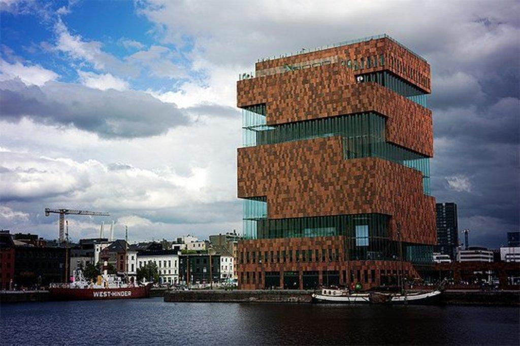 MAS in Antwerp, www.mas.be (1h15 min drive)