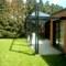 view garden - mertens home - brugge
