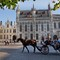 City hall in Bruges (gothic style)