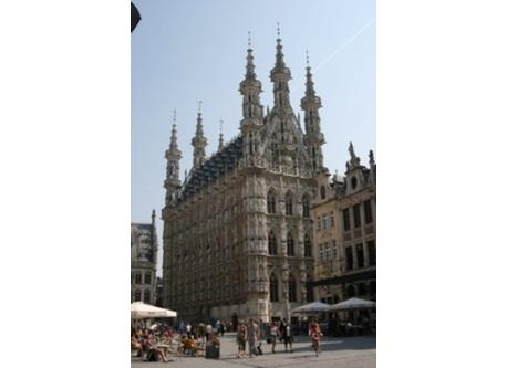 the former city hall of Leuven