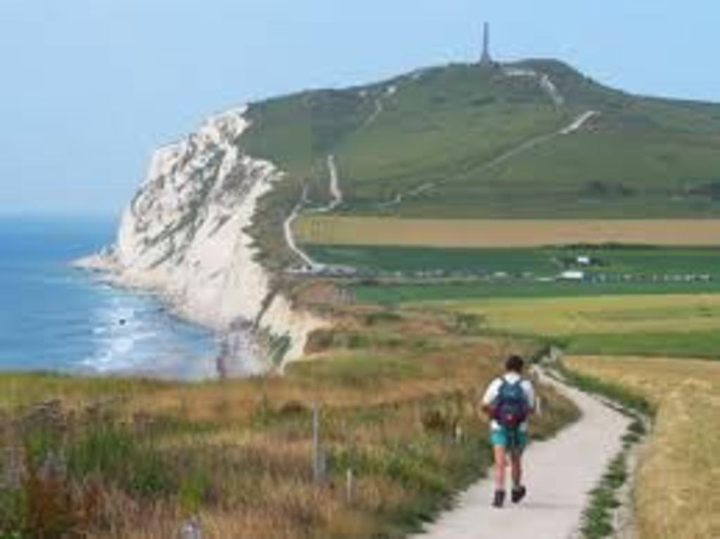 Cape Blanc Nez (France) only 1 hour 15.min from our home