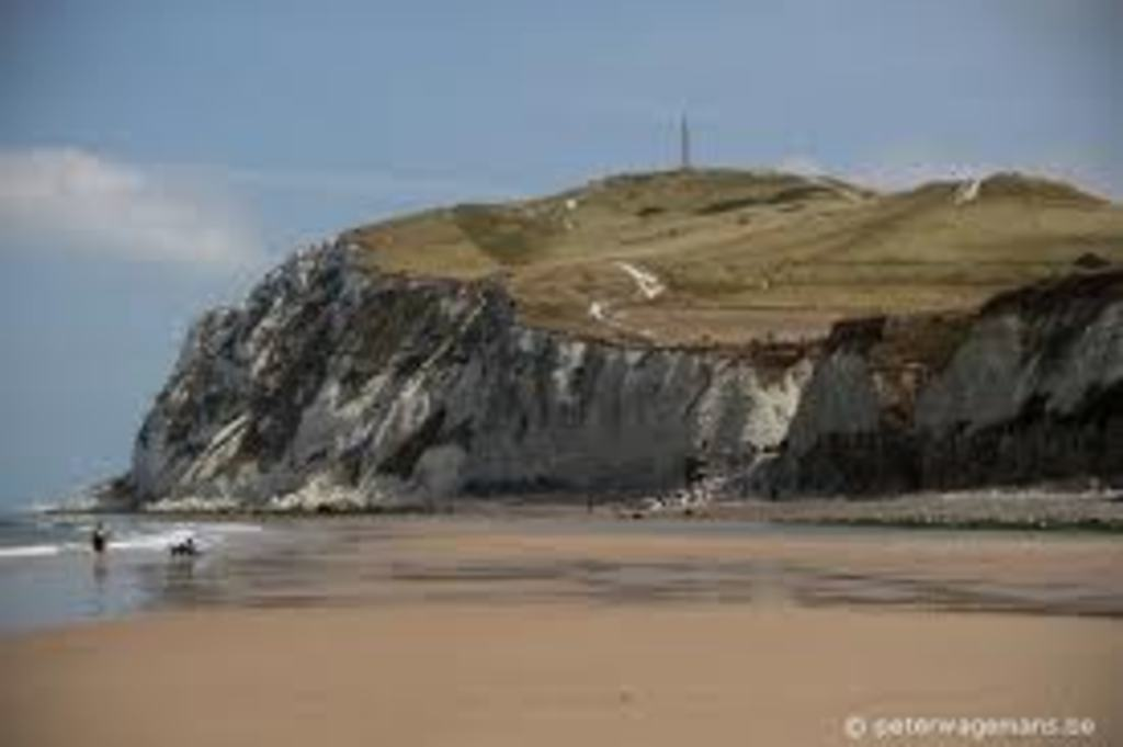Cape Blanc Nez (France) 1Hour 15 Min from our home